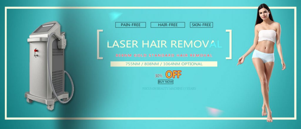 Diode Laser Hair Removal Machine For Sale Manufacturers Price